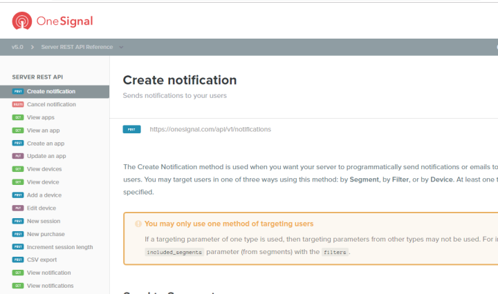 OneSignal Push Notification in PHP: Simplified Function with Example